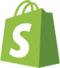 Shopify logo c